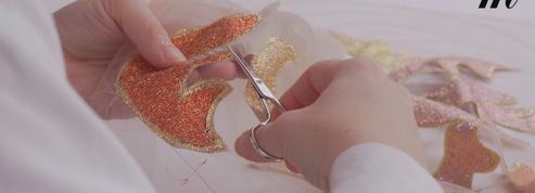 Dans les secrets de fabrication des ateliers Dior haute couture