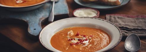 Ne plus confondre soupes, potages et veloutés !