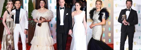 Amour, gloire et royauté... Les plus beaux looks des Bafta 2019