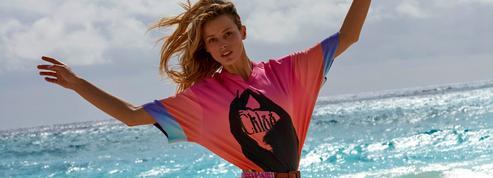 Culture surf façon Elle MacPherson