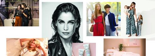 Laeticia Casta égérie IKKS, la nouvelle collection Ines de la Fressange x Uniqlo et Livy pour Victoria's Secret... L'Impératif Madame