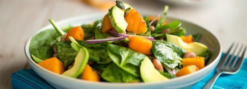 Patates douces, lentilles, œufs... Dix aliments pour composer sa salade d'hiver
