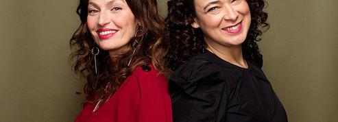 Aurélie Saada et Delphine Horvilleur: