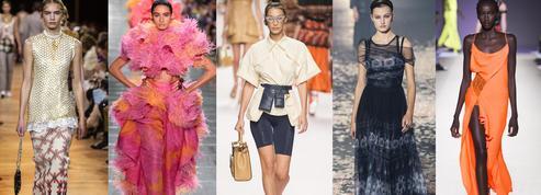 Néon, résille, tie & dye, plumes... Toutes les tendances qu'on aime pour le printemps