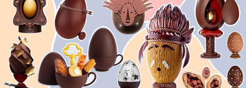 Œufs de Pâques, quinze chocolatiers sortent le grand jeu