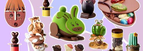 Pâques 2019 : nos chocolats coups de cœur à moins de 30 €