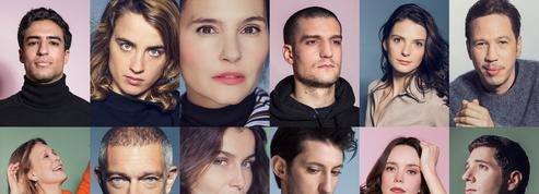 De Marthe Keller à Pierre Niney, les acteurs phares du cinéma français à Cannes