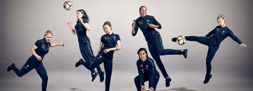 Six joueuses de l'équipe de France féminine reviennent sur leur parcours