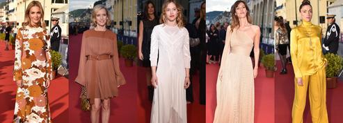 Léa Drucker, Lou de Laâge, Doria Tillier… Retour sur les plus belles tenues du festival du film de Cabourg