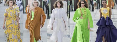 Défilé Maison Rabih Kayrouz automne-hiver 2019-2020 Couture