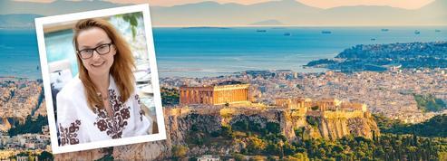 Athènes dans les pas de Stella Rapti