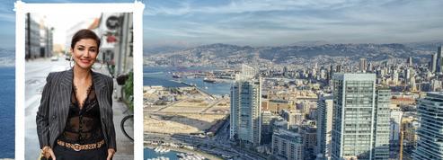 Beyrouth dans les pas de Hanane Tabet