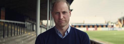Le prince William et des célébrités du football unis dans la lutte pour la santé mentale