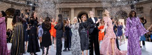 Eva Longoria, Geri Halliwell, Amber Heard… Elles ont fait le show au défilé L'Oréal Paris