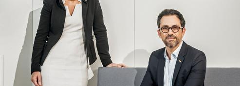 Isabelle Kocher et Michel Lévy-Provençal :