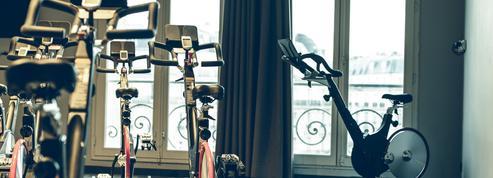 Les vrais effets... du cycling, le vélo d'intérieur qui fait