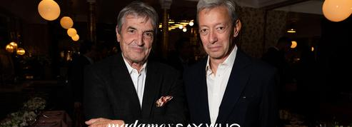 Rose & Cuir : Frédéric Malle et Jean-Claude Ellena présentent leur nouveau parfum