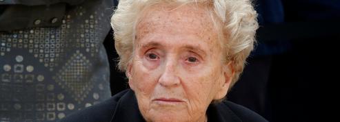 Émue, Bernadette Chirac remercie les Cannois dans un courrier