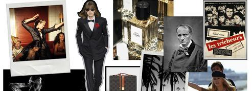 Le moodboard intime d'Hedi Slimane pour les parfums Celine
