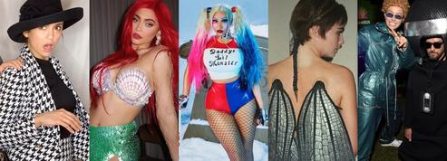 Grinch à paillettes, Harley Quinn, Kill Bill : les meilleurs costumes d'Halloween des stars