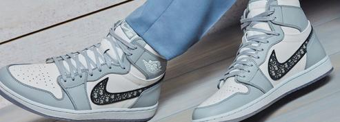 Cinq millions : le nombre d'inscrits pour s'offrir la Air Jordan de Dior s'envole