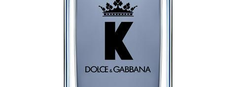 K by Dolce & Gabbana : l'eau bleu roi