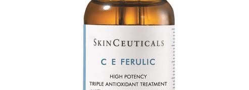 CE Ferulic de SkinCeuticals : l'antioxydant de choc