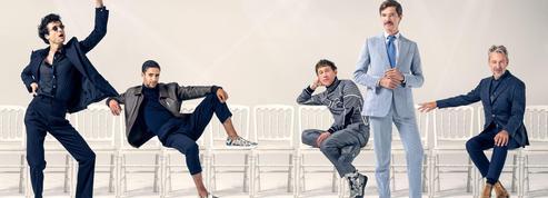 Olivier Saillard, Rod Paradot, Bertrand Bonello... Comment la mode embellit les hommes du front row