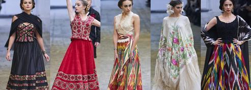 Défilé Franck Sorbier printemps-été 2020 Couture