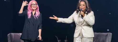 Oprah Winfrey en larmes après les confidences de Lady Gaga sur les viols qu'elle a subis
