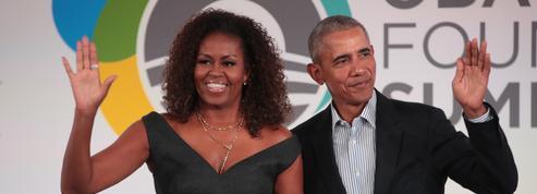 Barack et Michelle Obama, le couple business qui valait de l'or