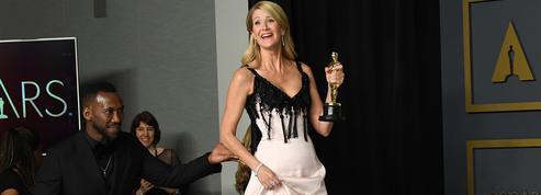Laura Dern, 53 ans, un Oscar et le Tout-Hollywood à ses pieds