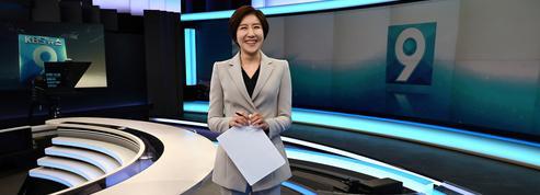 Pour la première fois, une femme présente le journal télévisé en Corée du Sud
