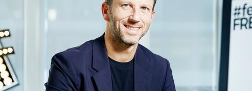Laurent Milchior, à la tête d'Etam :