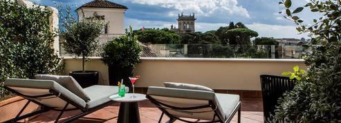Sofitel Rome Villa Borghese, alchimie franco-italienne