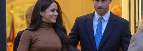 Meghan Markle et le prince Harry réfugiés dans le manoir luxueux d'un ami d'Oprah Winfrey