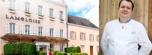 La Maison Lameloise en Bourgogne, une institution de la gastronomie française depuis 1926
