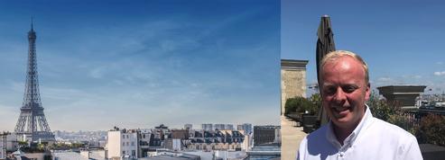 L'Oiseau Blanc, rooftop panoramique et voyage des sens au cœur de Paris
