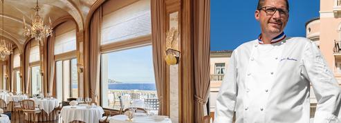 Le Restaurant des Rois à La Réserve de Beaulieu, cuisine ciselée et vue à 360° sur la Méditerranée
