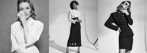 Défilé Ulyana Sergeenko automne-hiver 2020-2021 Couture