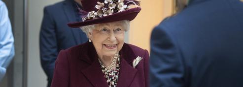 La reine a assuré son premier engagement officiel