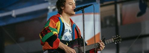 Tricoter le cardigan patchwork de Harry Styles : le dernier challenge qui agite TikTok