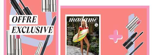 Retrouvez les essentiels maquillage d'été Dessange avec votre magazine Madame Figaro