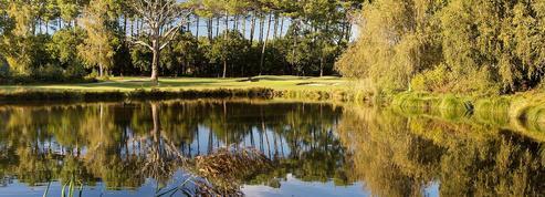 Arcachon, le spot de l'été des amateurs de golf