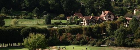 Joyenval, le palace des greens
