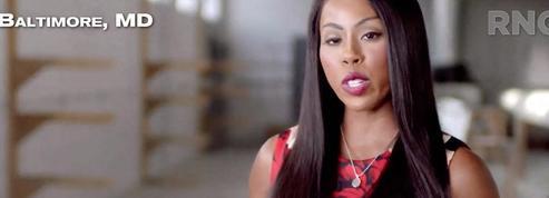 La vidéo de campagne d'une candidate républicaine noire de Baltimore devient virale, et réjouit Donald Trump