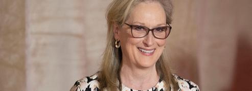 Meryl Streep devient rousse pour son nouveau film