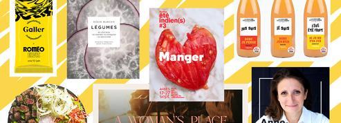 La masterclass d'Anne-Sophie Pic, le kebab veggie du Noma, la Belgique au Bon Marché... Quoi de neuf en cuisine ?
