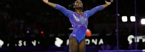 En vidéo : Simone Biles réalise l'exploit d'une figure non répertoriée en gymnastique féminine