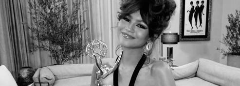 Le chignon bouclé à étages : l'audace de Zendaya pour les Emmy Awards